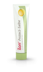 ilon Protect-Salbe: Effektiver Schutz vor Druck, Reibung und Feuchtigkeit. Beim Sport und in der Pflege.