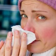 Erkältung und Lippenherpes