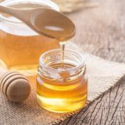 Honig bei Lippenherpes