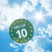 Lichtschutzfaktor 10 in ilon Lippencreme HS
