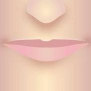Sechste Phase von Lippenherpes